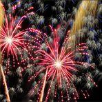 Feuerwerk fotografieren ...