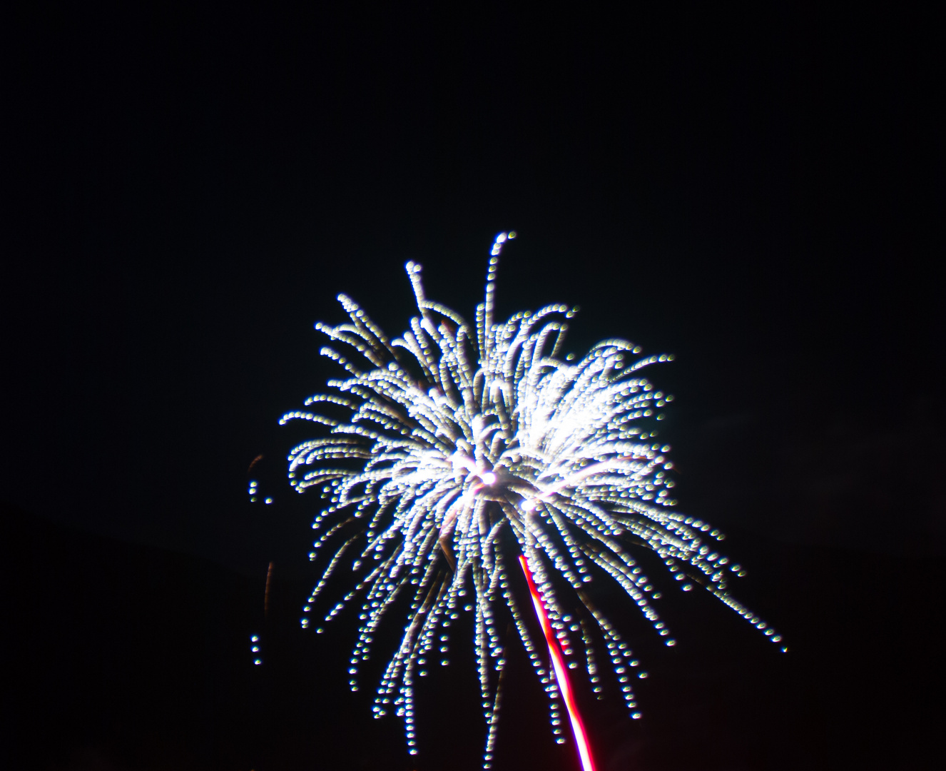 Feuerwerk im Jahr 2017 Bild 1