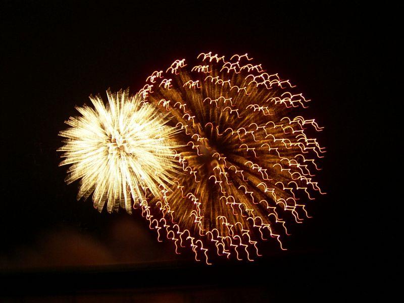 Feuerwerk in Herrenhausen
