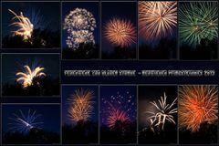 Feuerwerk in Neuwied am 18.05.2013