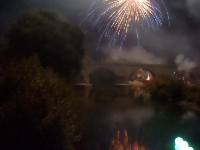 feuerwerk in regensburg