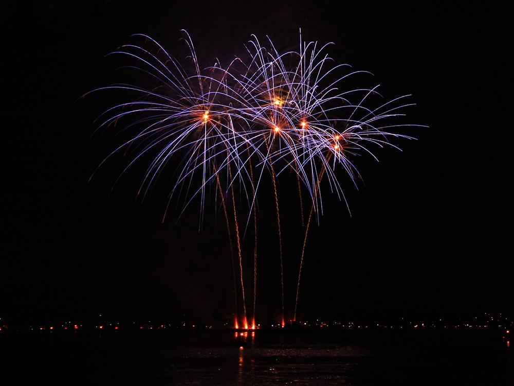 Feuerwerk - Konstanz