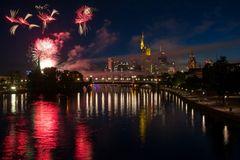 Feuerwerk Mainfest 2