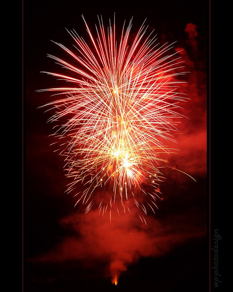 Feuerwerk Overath