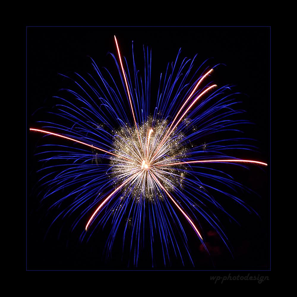 Feuerwerk Overath II