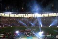 Feuerwerk Pokalfinale