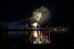 Feuerwerk Rheinkirmes 2019