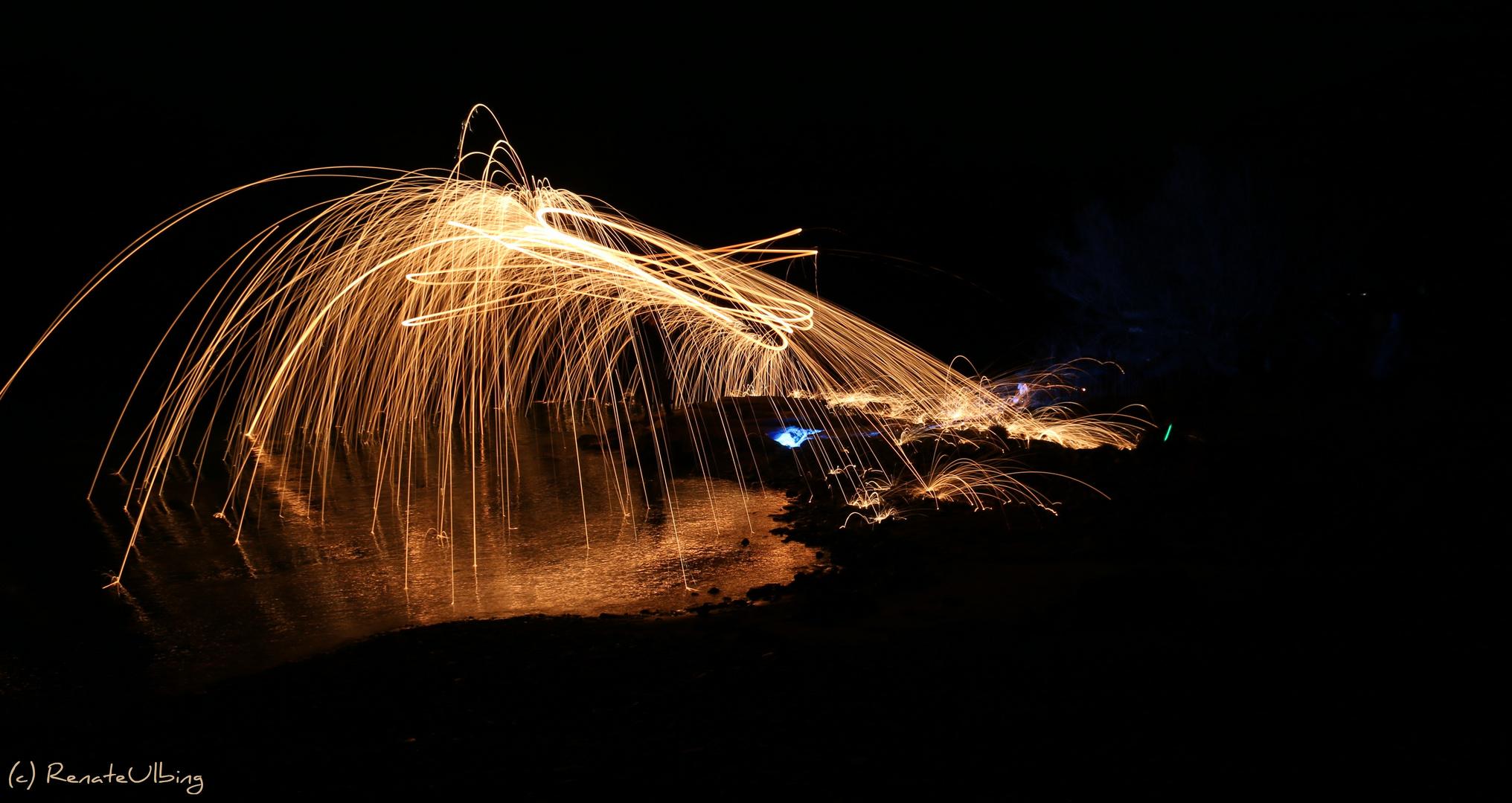 Feuerwerk selbst gemacht