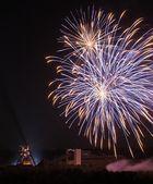 Feuerwerk zum 20. Zechenfest