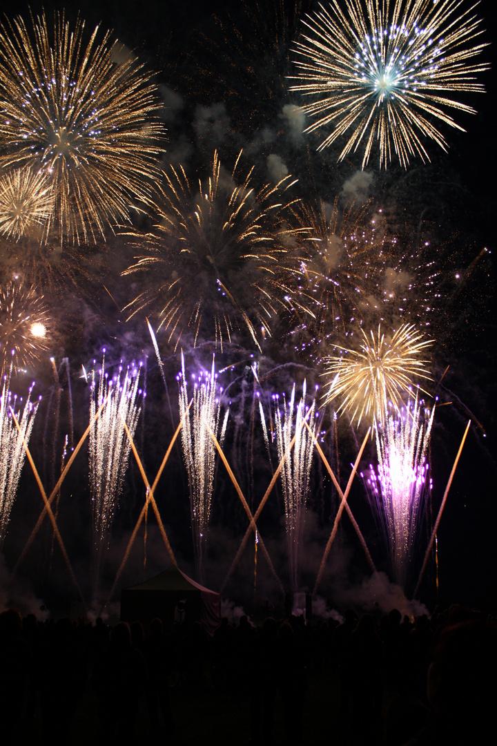 Feuerwerkersinfonie 2009