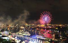 Feuerwerk@Hafengeburtstag 09