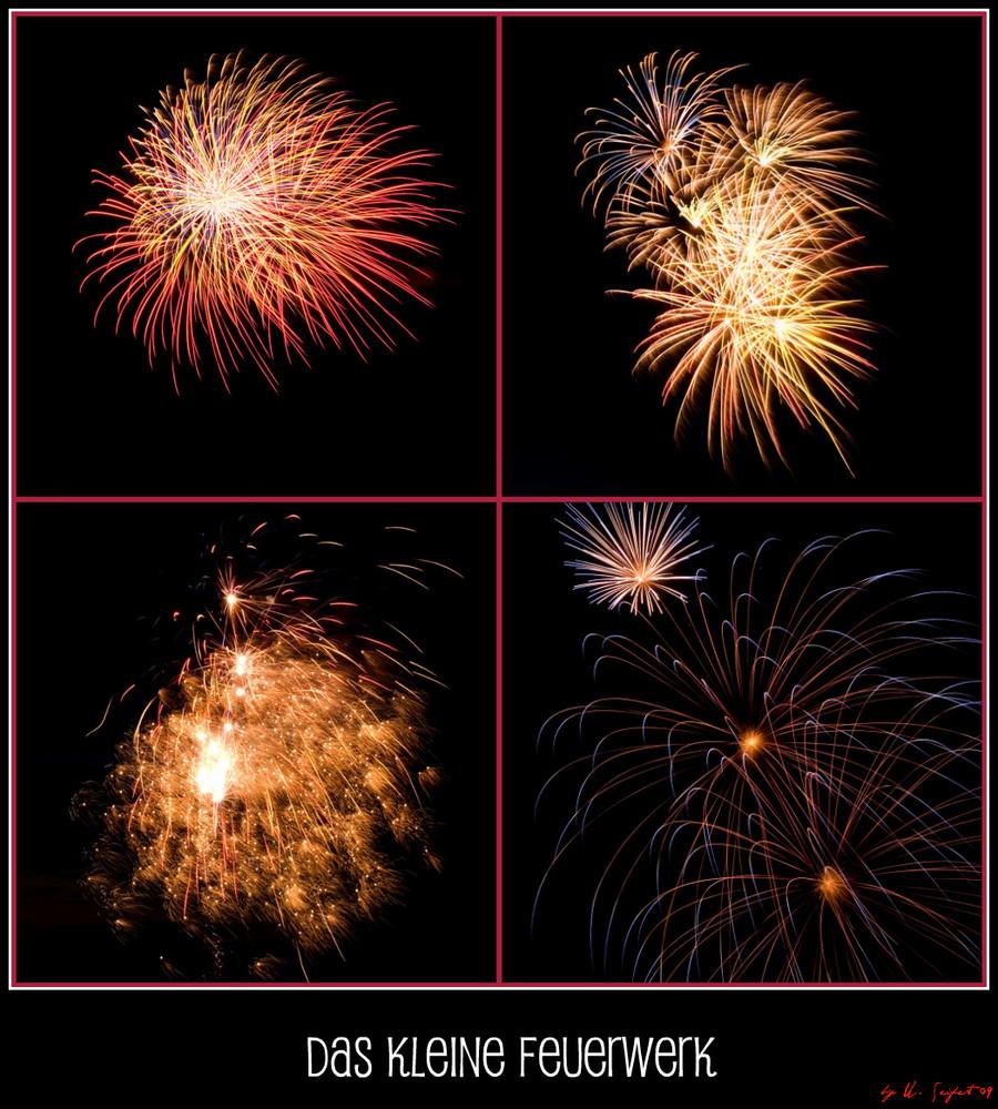 Feuerwerksimpressionen