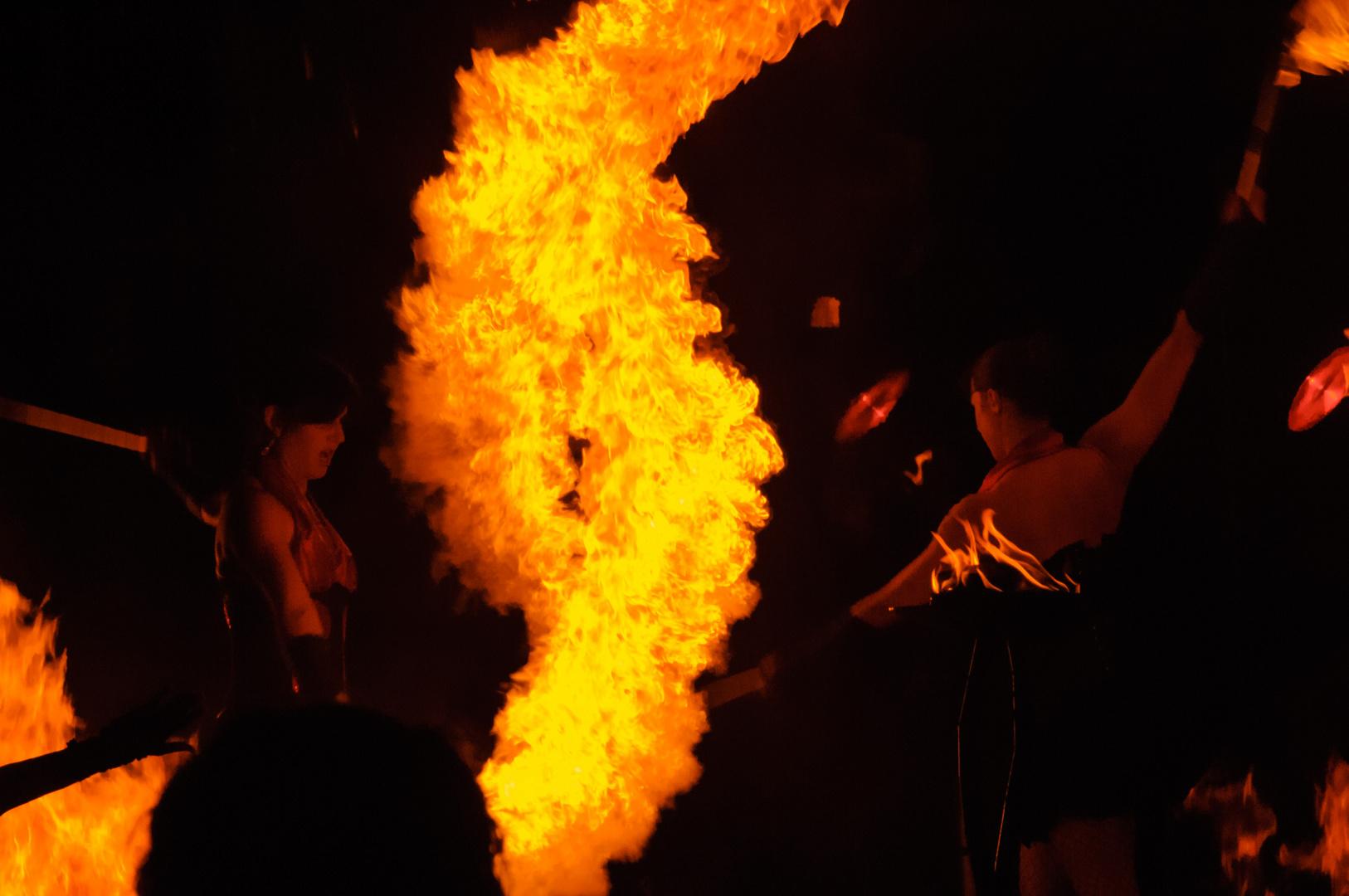 Feuerzauber - 2