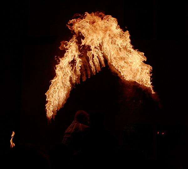 Feuerzauber