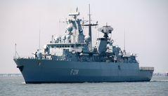 FGS F 218 Fregatte Mecklenburg-Vorpommern;EinsFlt2/2.Fregattengeschwader