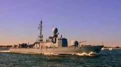 FGS S 80 Schnellboot Hyäne [Einsflt.1/7.S-Bootgeschwader]...