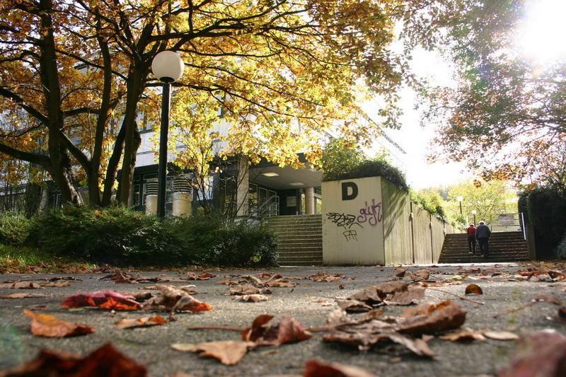 FH Bielefeld - Herbstbild