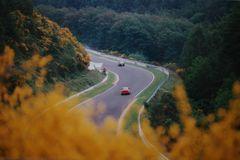 FIA-Zaun- freie -Zone ( Grüne Hölle )
