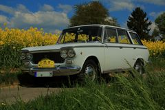 Fiat 1500 familiare Bj 66