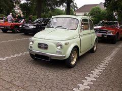 Fiat 500 Oldie