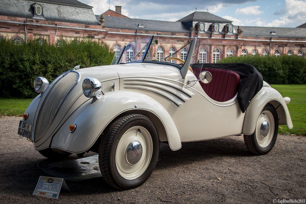 Fiat 500 Weinsberg Roadster D 1939