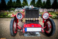 Fiat 520 SM Spinto Monza I 1925 bei Classic Cars Schwetzingen 2017