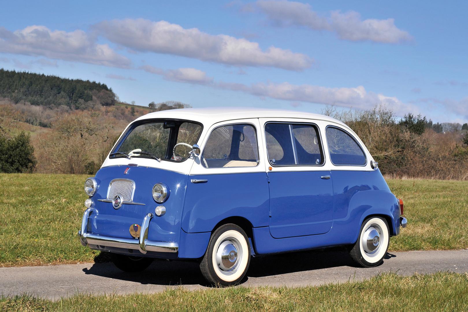 fiat-600-multipla ( 1962 )