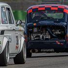 FIAT ABARTH 1000 TC VS. NSU TT - KAMPF DER ZWERGE - HOCKENHEIMRING 2018