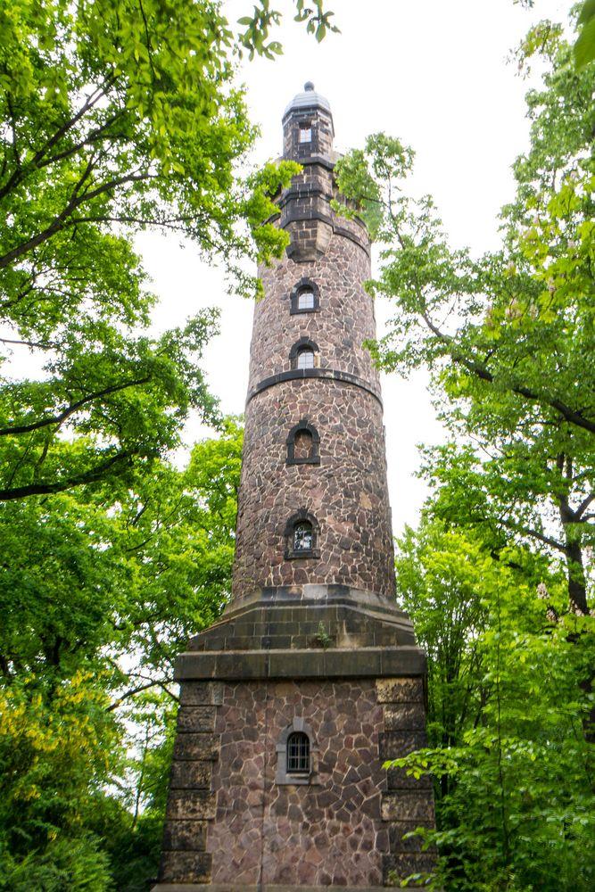 Fichte-Turm in Dresden-Plauen