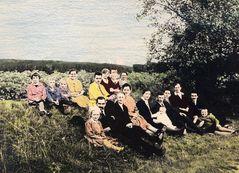 Fichtelgebirge 1932 – Sonntags am Gemeindeberg