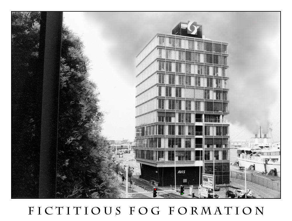 Fictitious Fog Formation