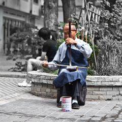 fiddler on the street - Jiétóu yínyuè jià