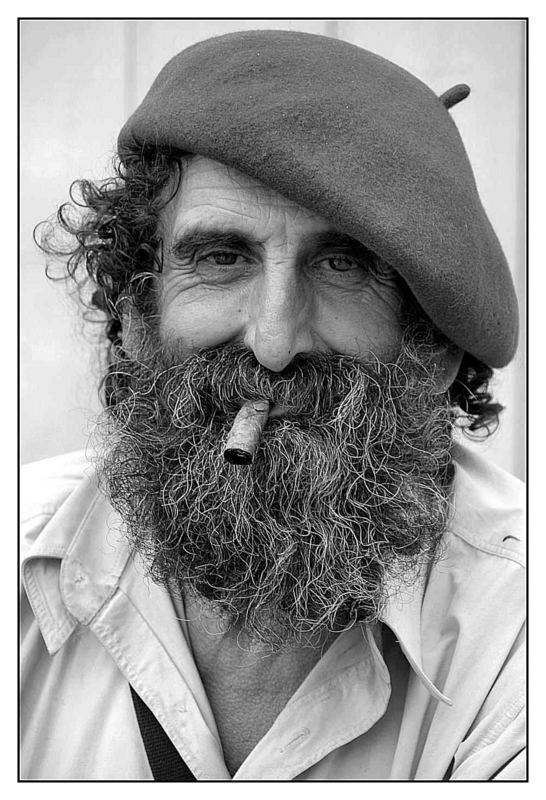 Fidel .... auf Wunsch in B/W