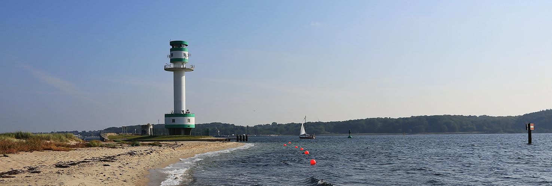 """..""""Fiedelörter"""" Leuchtturm"""