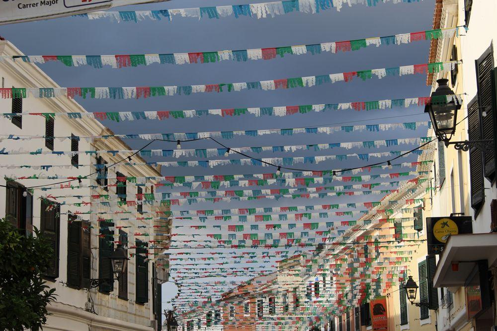 Fiesta auf Menorca