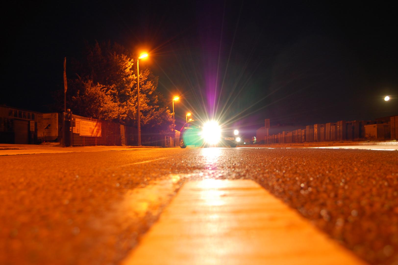 Fiesta bei Nacht