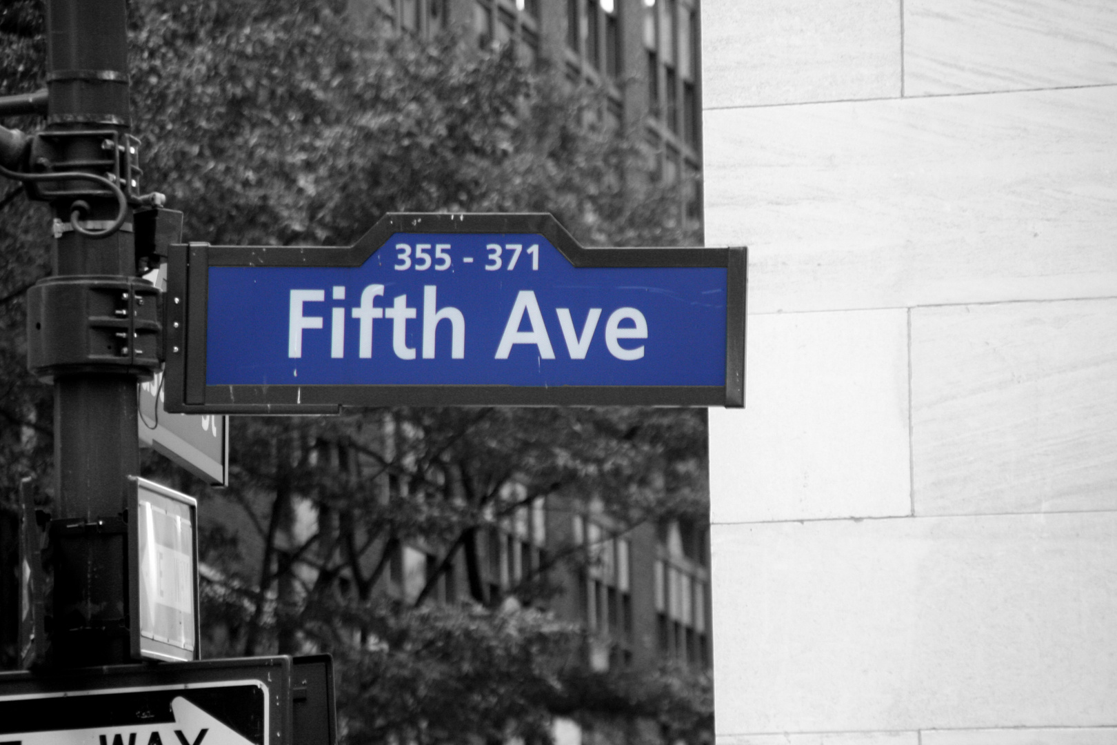 Fifth Ave - New York