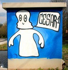 Figur von CesarOne.SNC in Hofheim