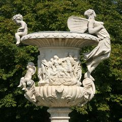 Figuren im Großen Garten Dresden