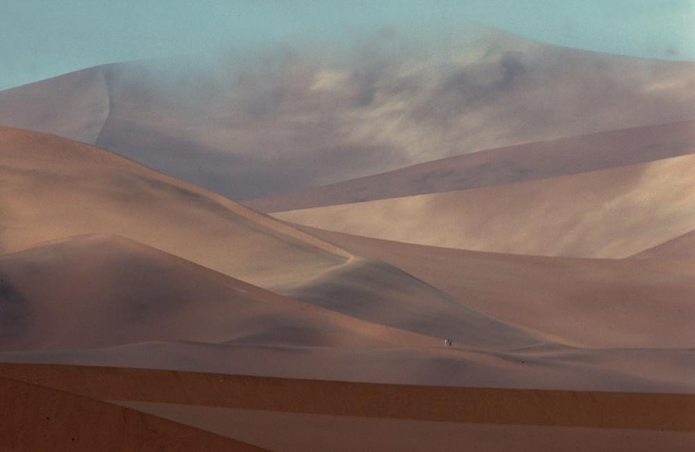 Figures in the Dunes
