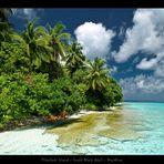 Fihalhohi Island - South Male Atoll - Maldives 2009