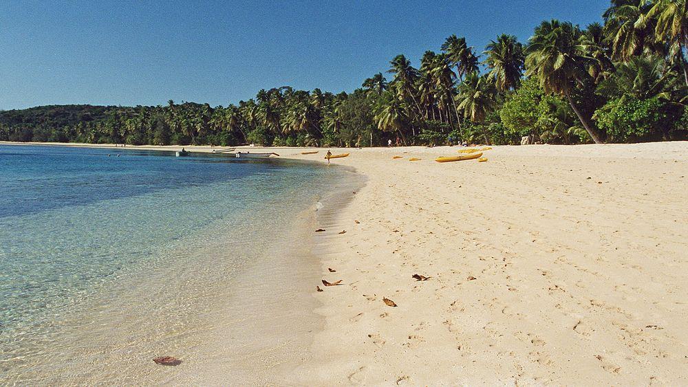 Fiji Jasawa Island