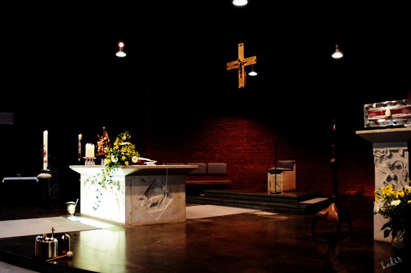 Filialkirche St. Ludgerus-walsum