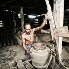 Filipino potter