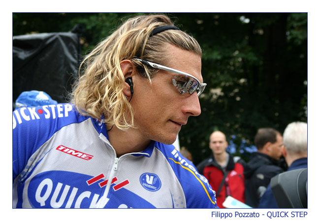 Filippo Pozzato ...