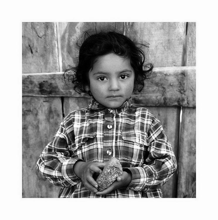 Fille à Leh - Ladakh
