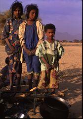 filles nomades touaregs niger