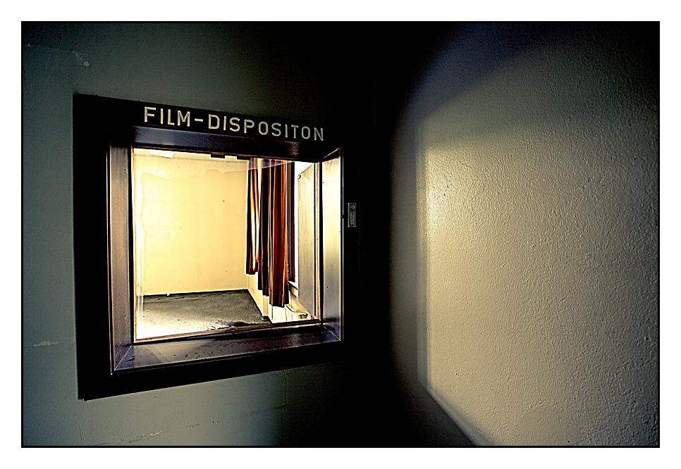 Film-Disposition