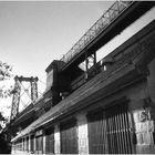 Filmic NYC No-3 - Williamsburg Bridge in Summer