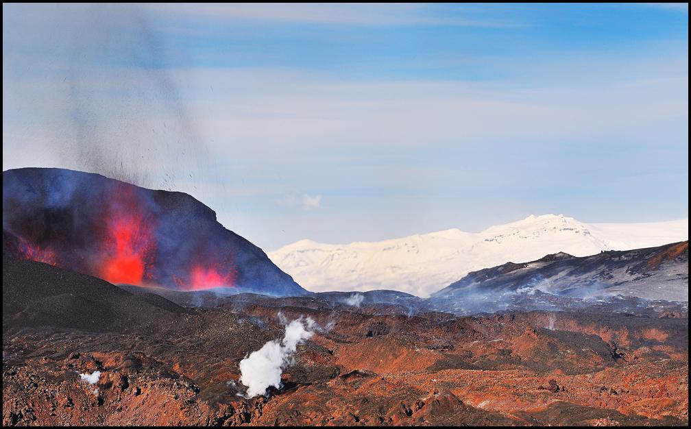 Fimmvörðuháls Eruption I